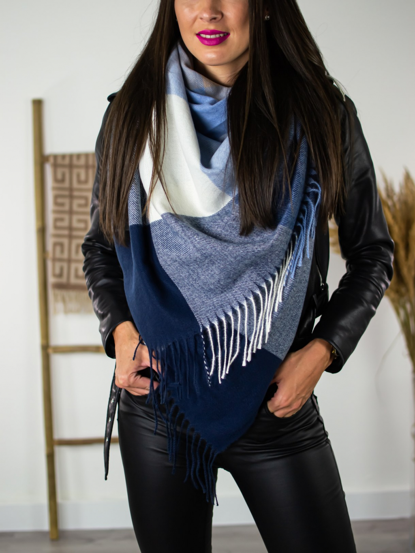 Šátek Sweet blue