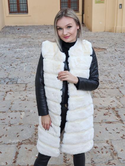 Vesta Cover white long