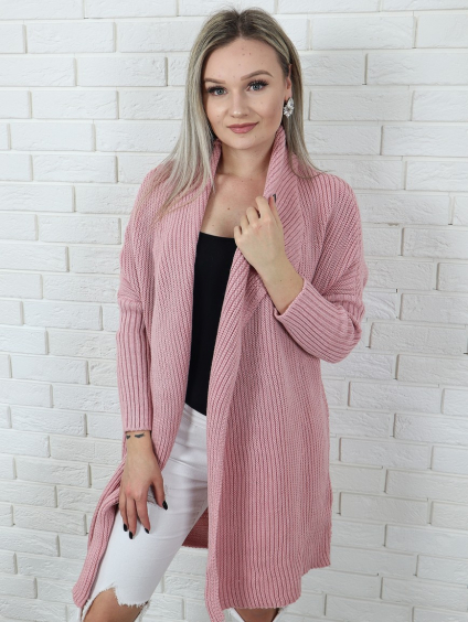 Cardigan Maroco pink