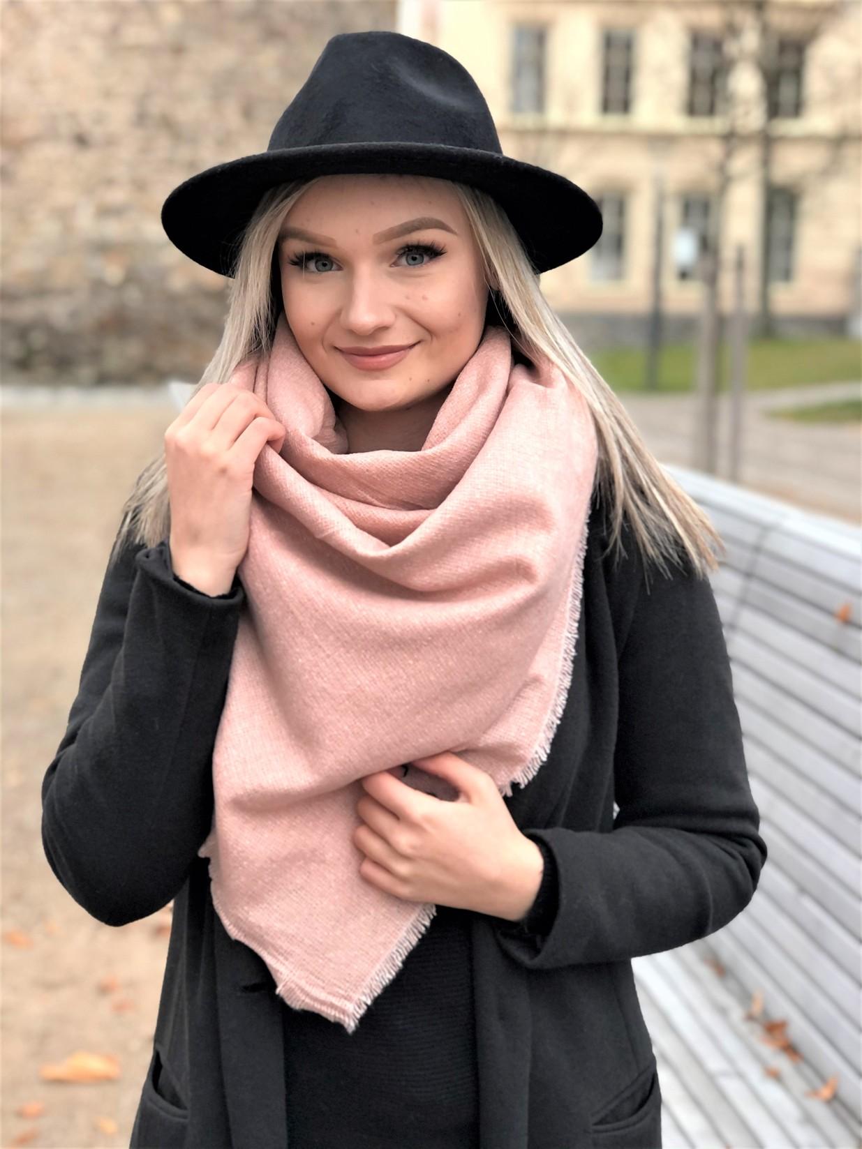 Levně Šátek Easy baby pink