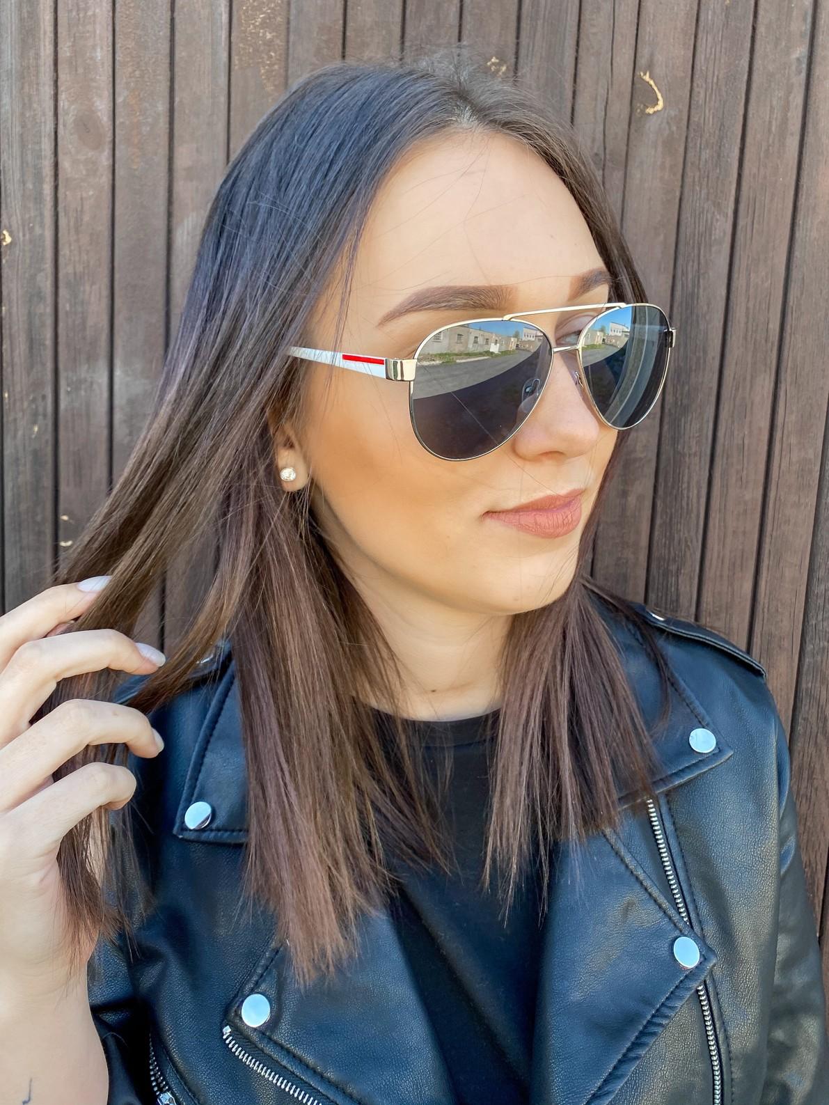 Levně Brýle Nina silver