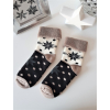 Froté ponožky Winter
