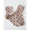 Ponožky Luisin beige