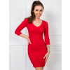 pol pl Czerwona sukienka Kim RUE PARIS 349059 2