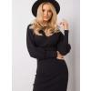 pol pl Czarna sukienka Leticia RUE PARIS 358293 1