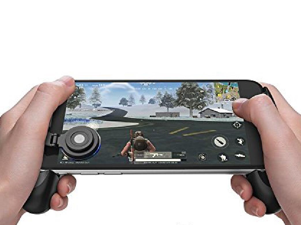 Gamepady pro mobily