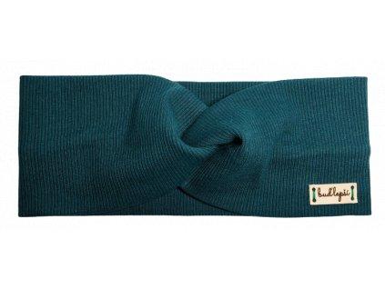 Čelenka smaragdová žebrovaná - LIMITKA