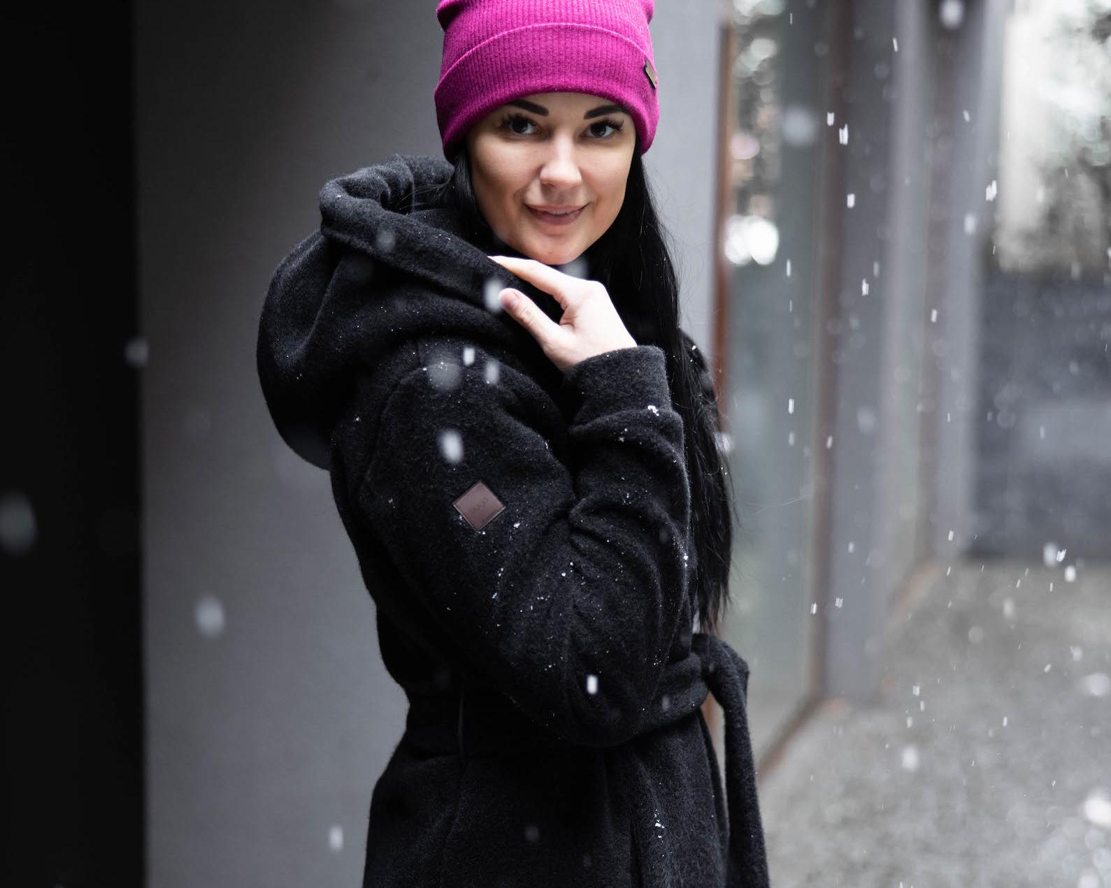 Jak se oblékat sexy a žensky i když venku mrzne