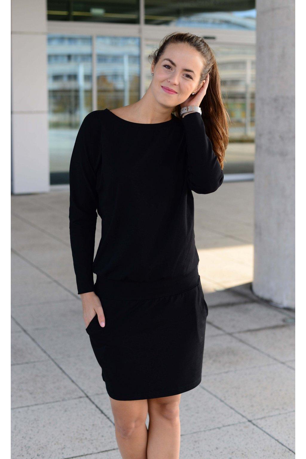 Šaty Lola Black