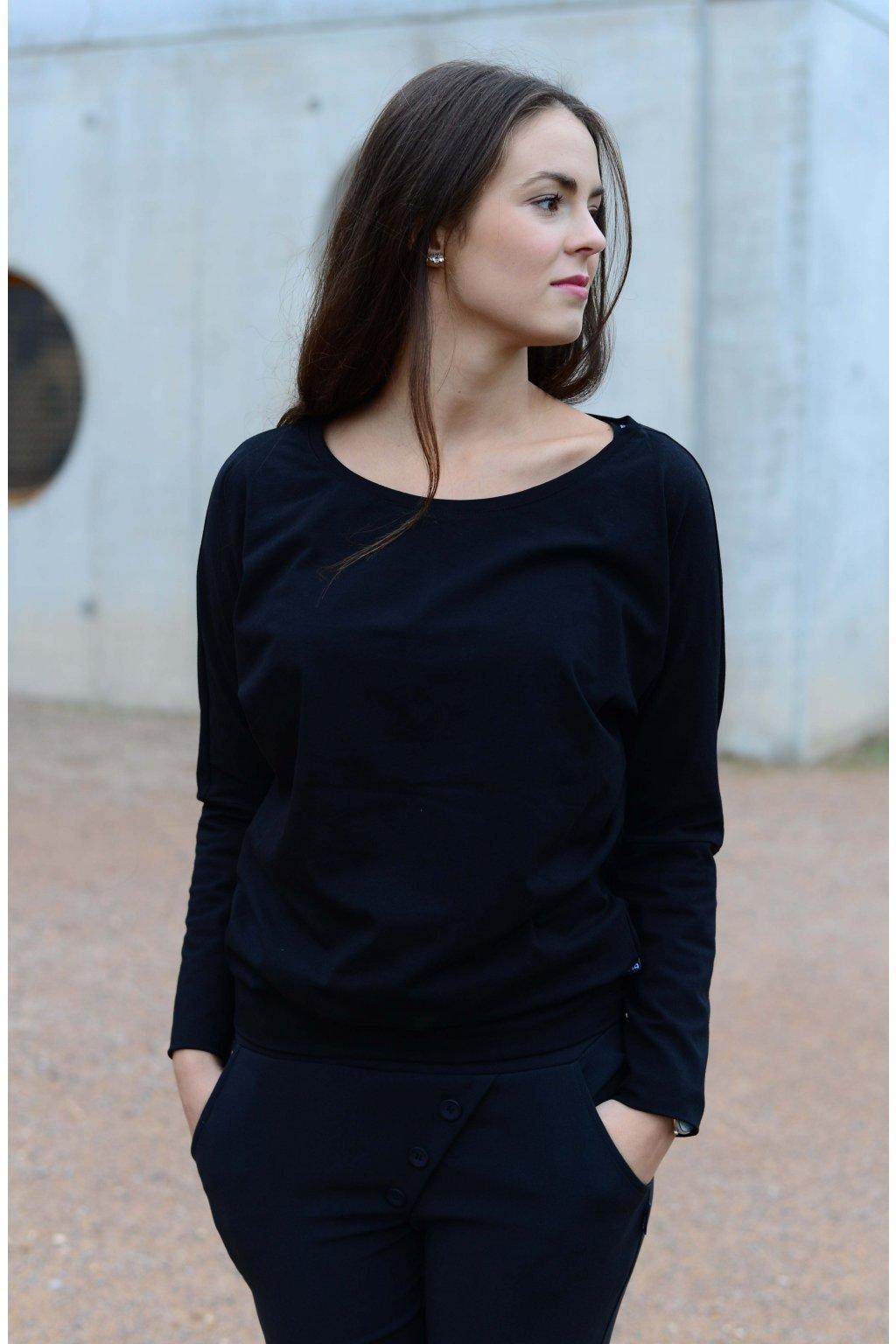 Tričko Ava black