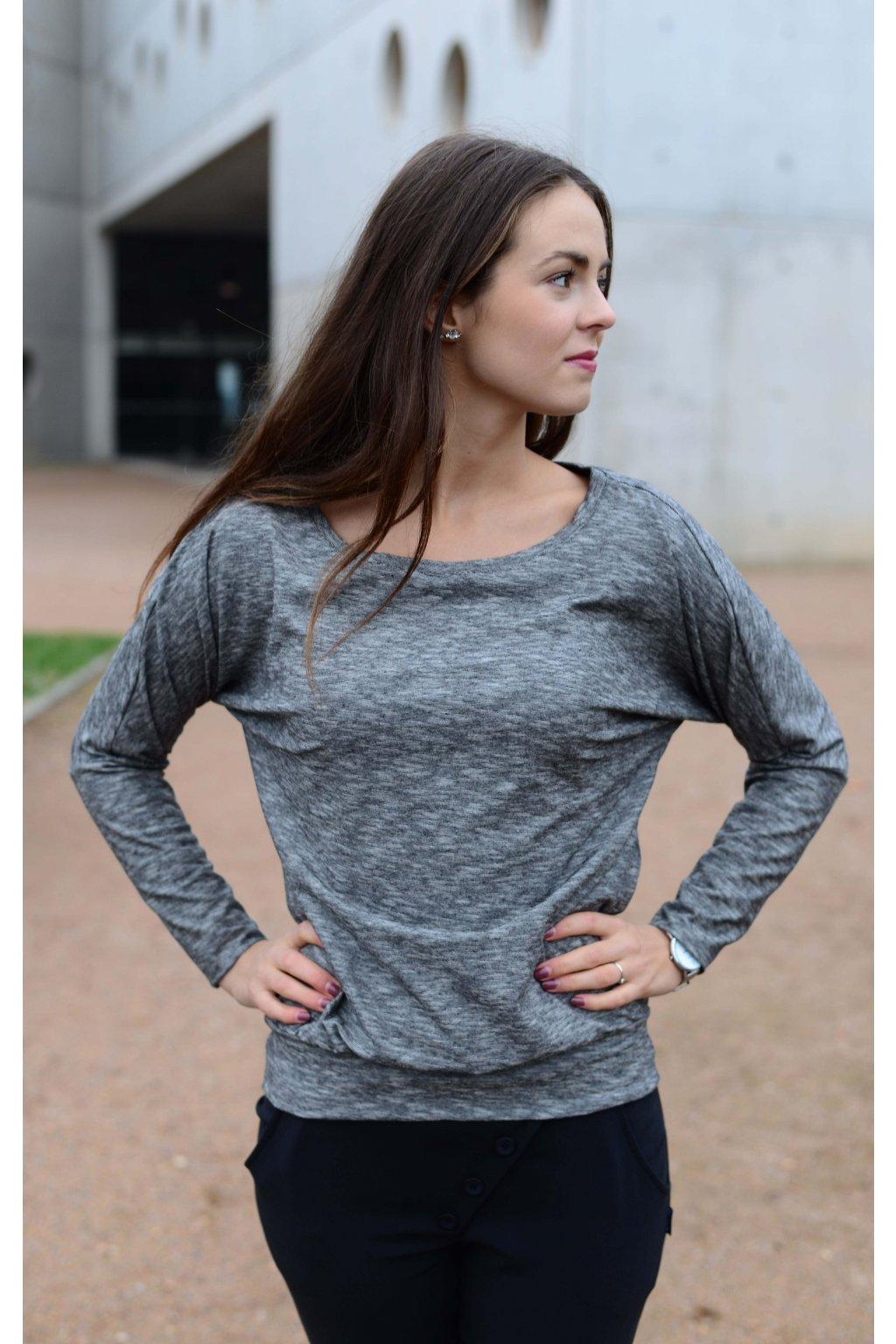 Tričko Ava Grey