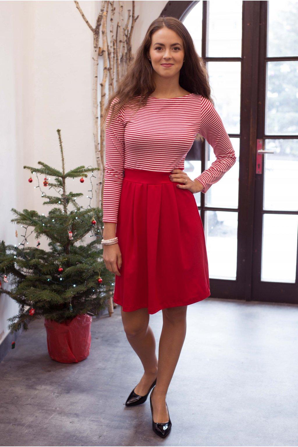 Šaty Elfi Red