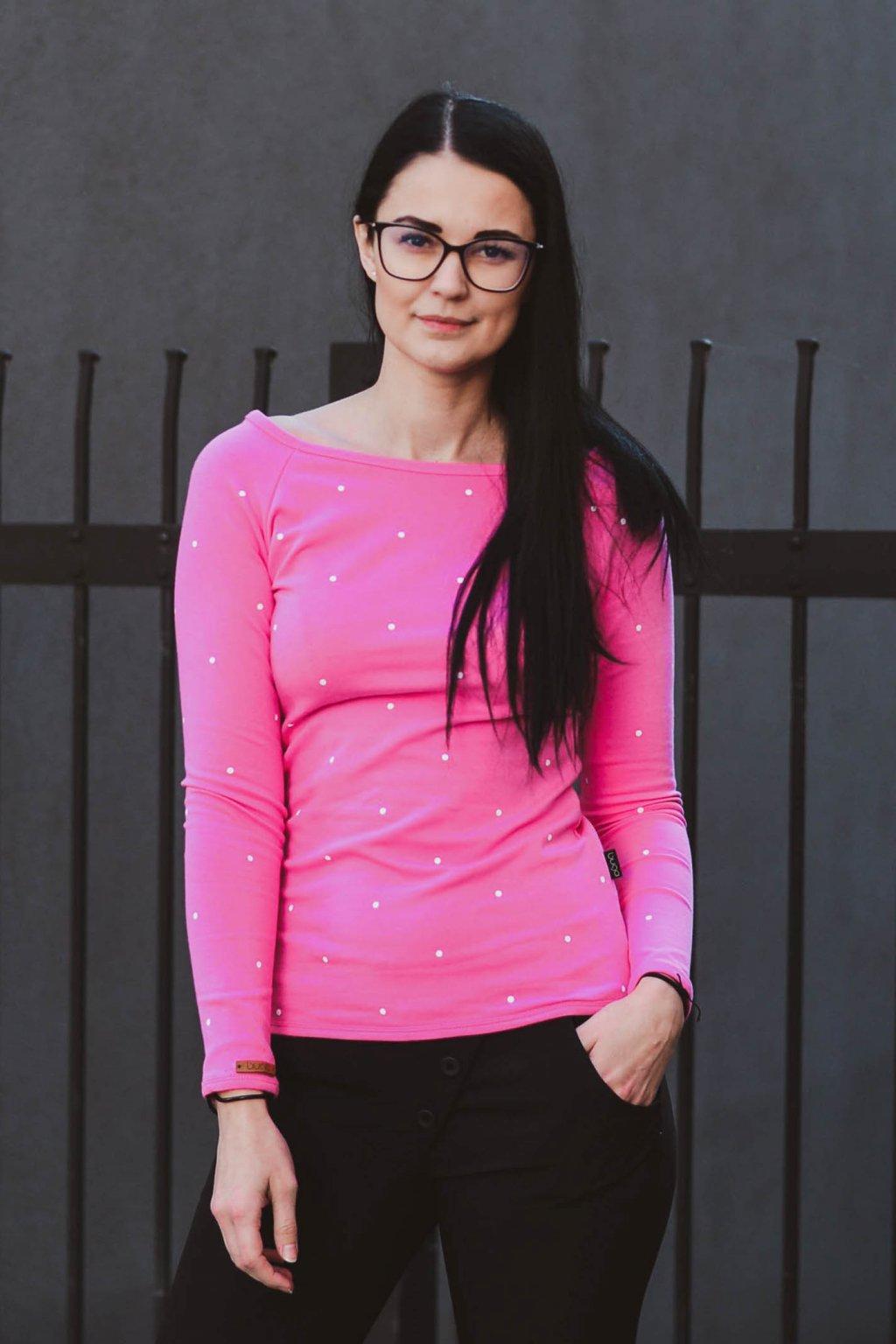 Tričko Lipa Light Pink