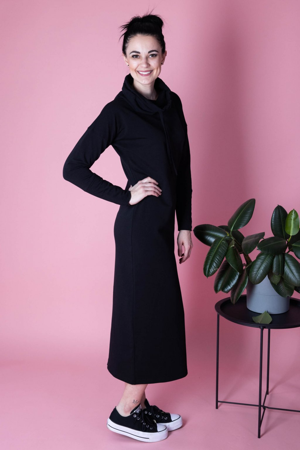 Šaty Thalia Black