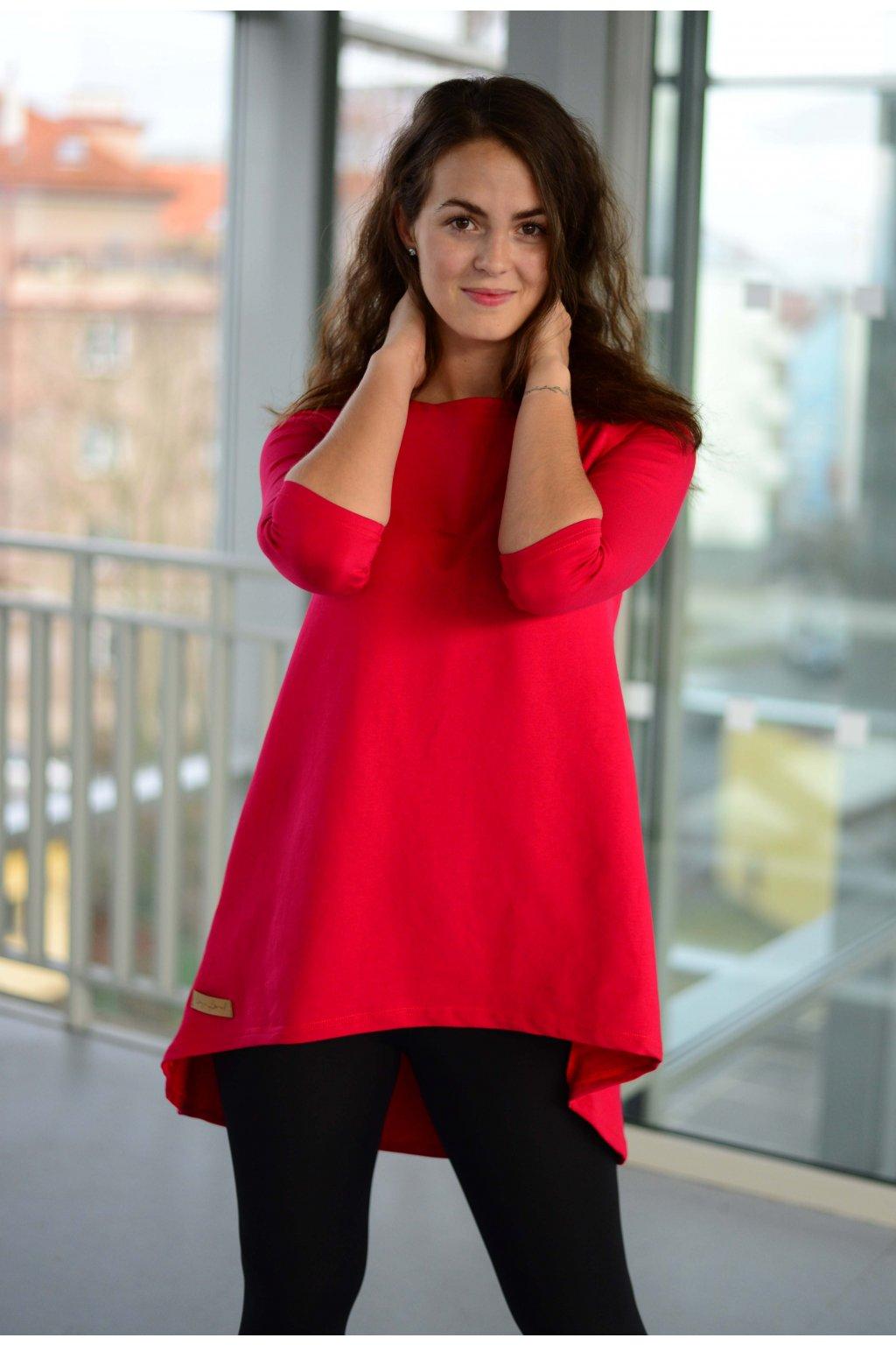 Šatovka Malaika RED
