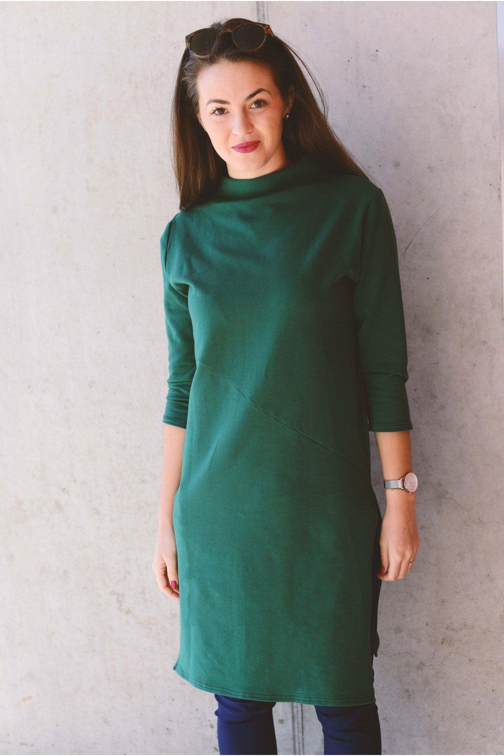 Šatovka Zanta Green