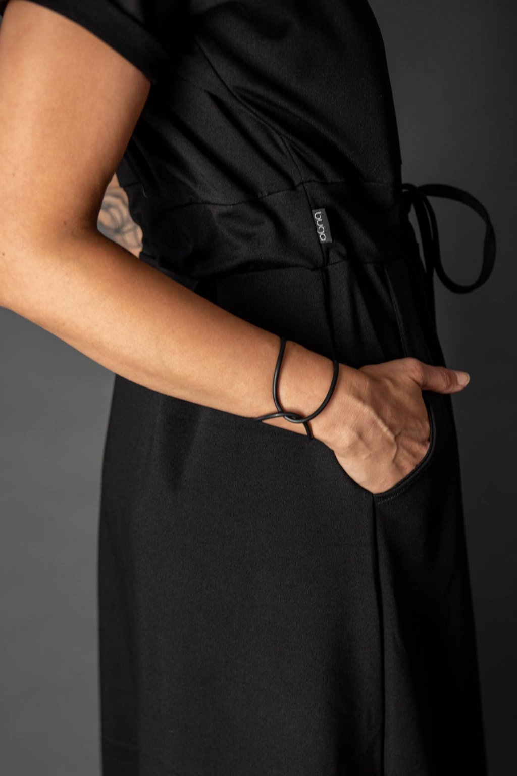 Šaty Audrey Black