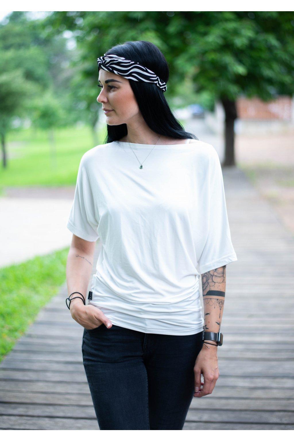 Tričko Kya Bamboo Vanilla