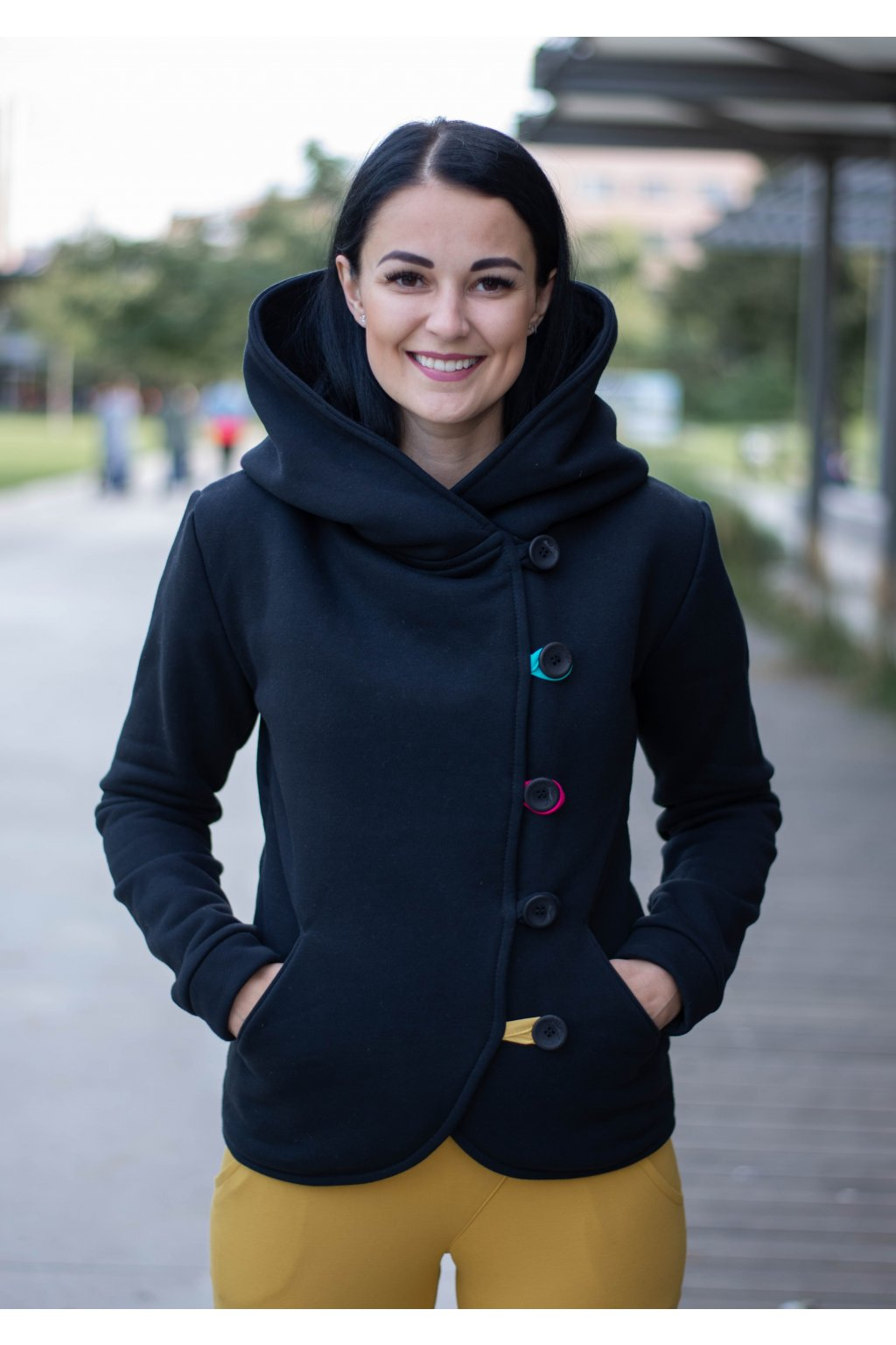 Kabátek Dream Black