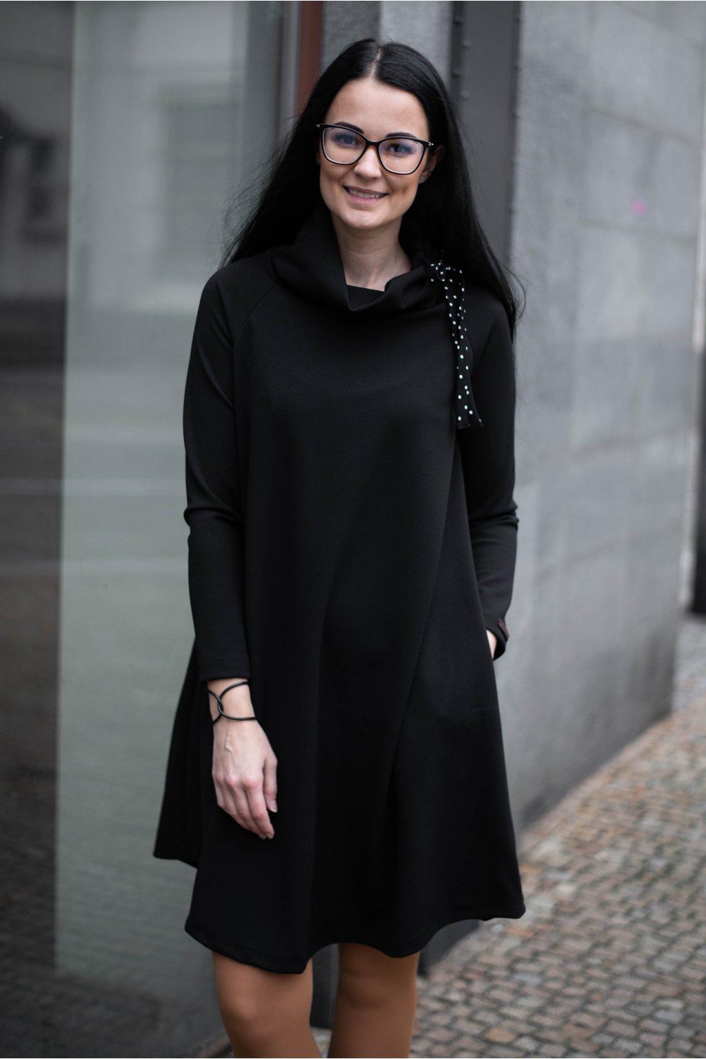 Šaty Esme Black