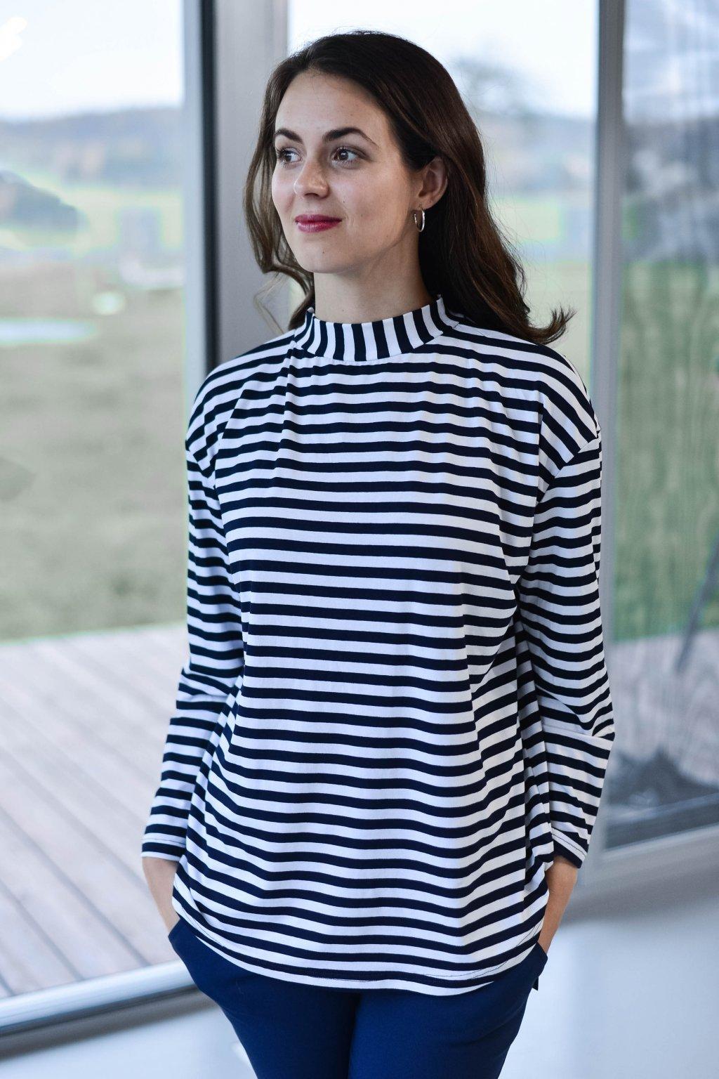Tričko Shafi Stripe