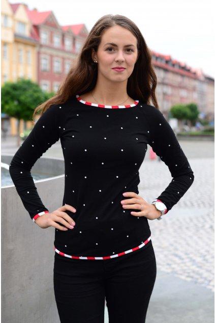 Tričko Lipa Black