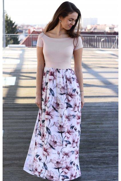 Šaty Maisha Rose
