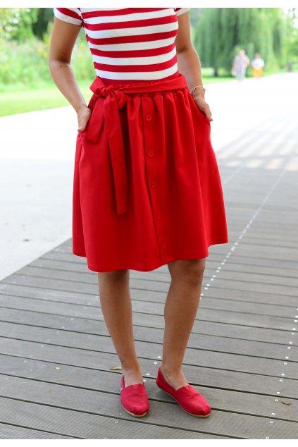 Sukně Johari Red