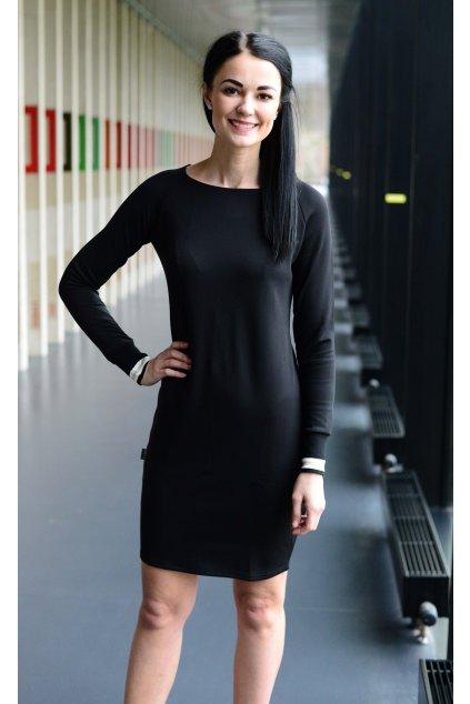Šaty Kamilah Black