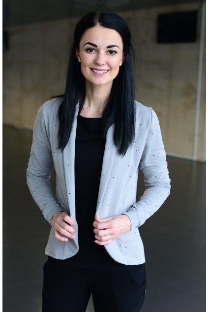 Sáčko Ania Ice Grey