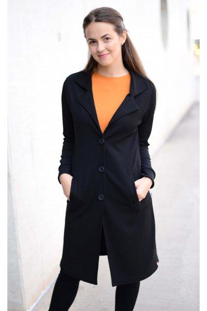 Kabátek Elodie Black