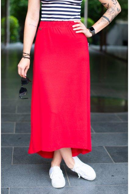 Sukně Ashia Red