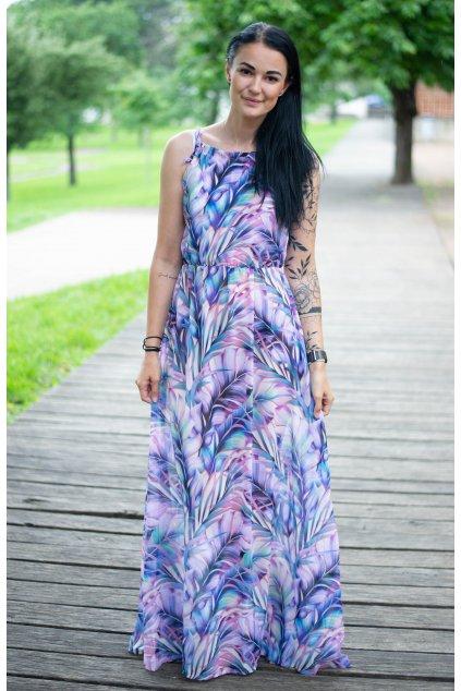 Šaty Romance Violet