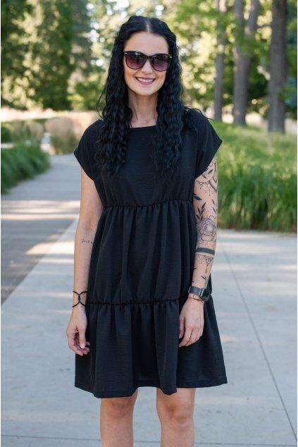 Šaty Dalila Black