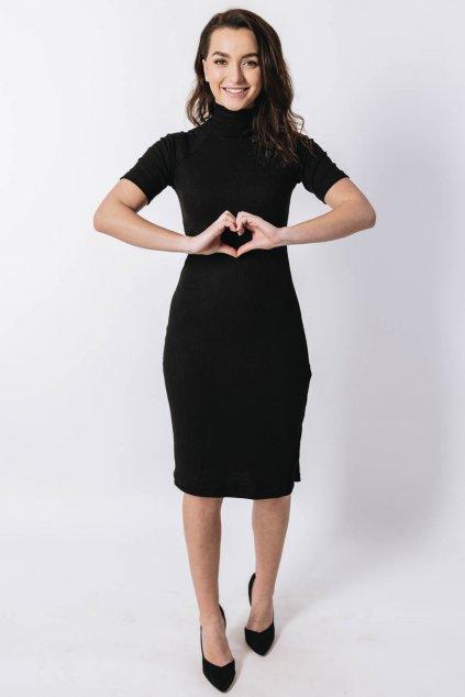 Šaty Asante Black
