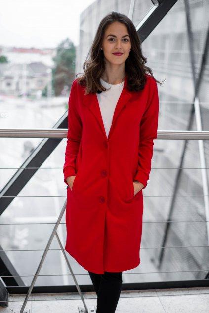 Kabátek Elodie Red