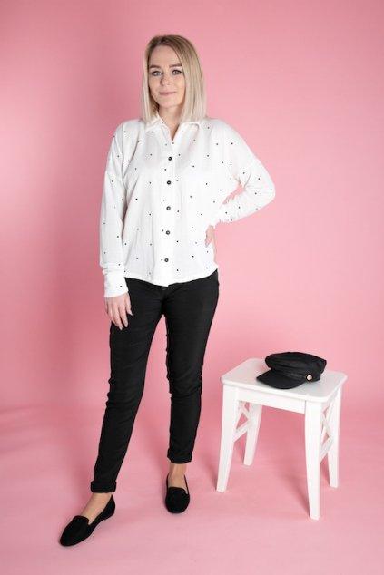 Košile Hawa White