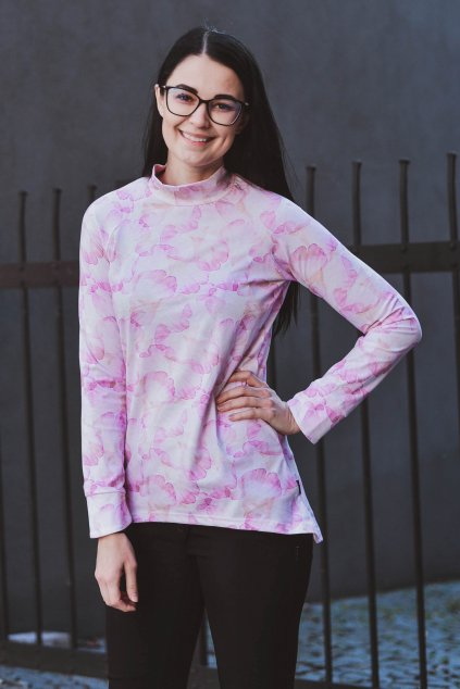 Tričko Tene pink