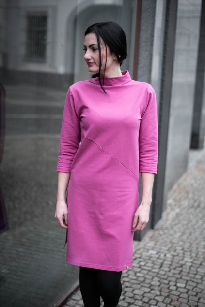 Šatovka Zanta Old Pink
