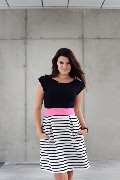 Šaty Sue Pink