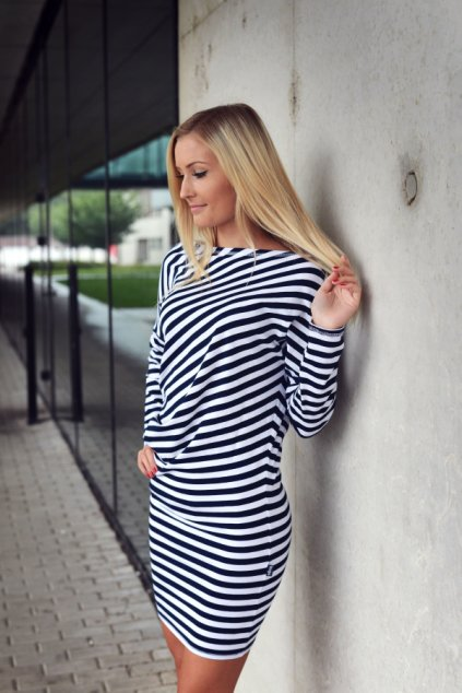 Šaty Endy Stripe