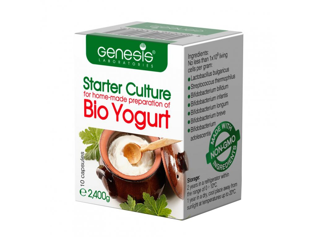 jogurtova kultura Zakvaski Bifido 2.40g EN 1X 1