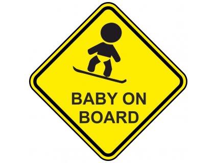 Dítě v autě 9