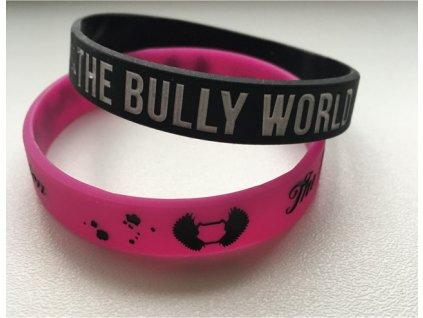 Silikonový náramek Bully Fashion