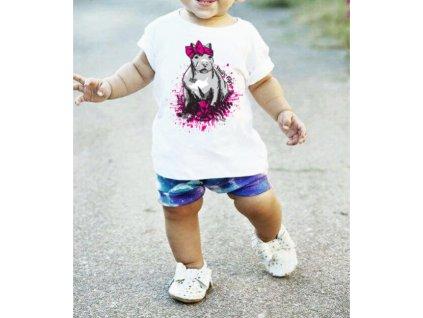 Bully Girl tričko