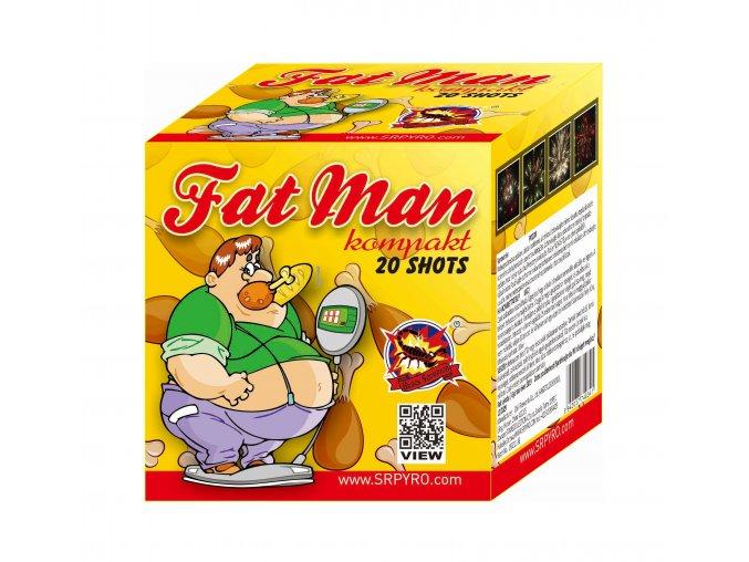 132 fat man