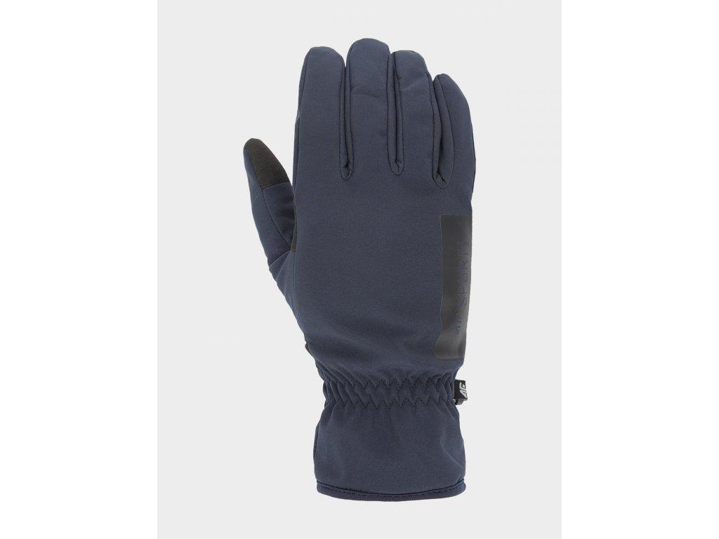 100295 unisex rukavice 4f reu108 tmave modre