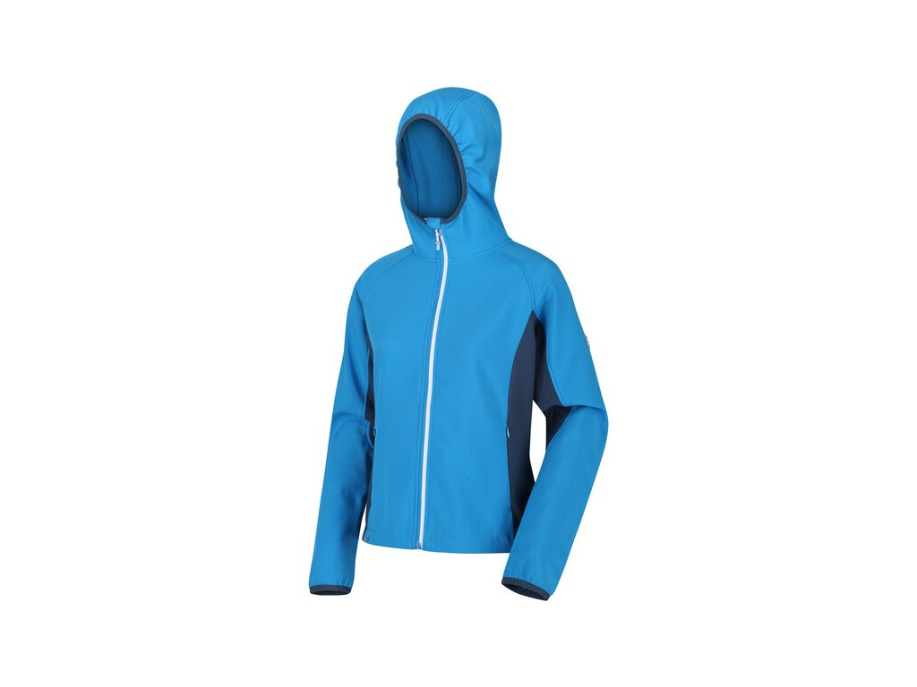 Dámská softshellová bunda Regatta RWL154 Arec II Modrá 20