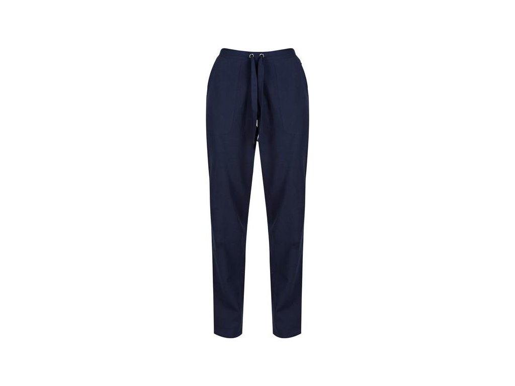 Leké kalhoty REGATTA RWJ214 Quanda Trousers Modré