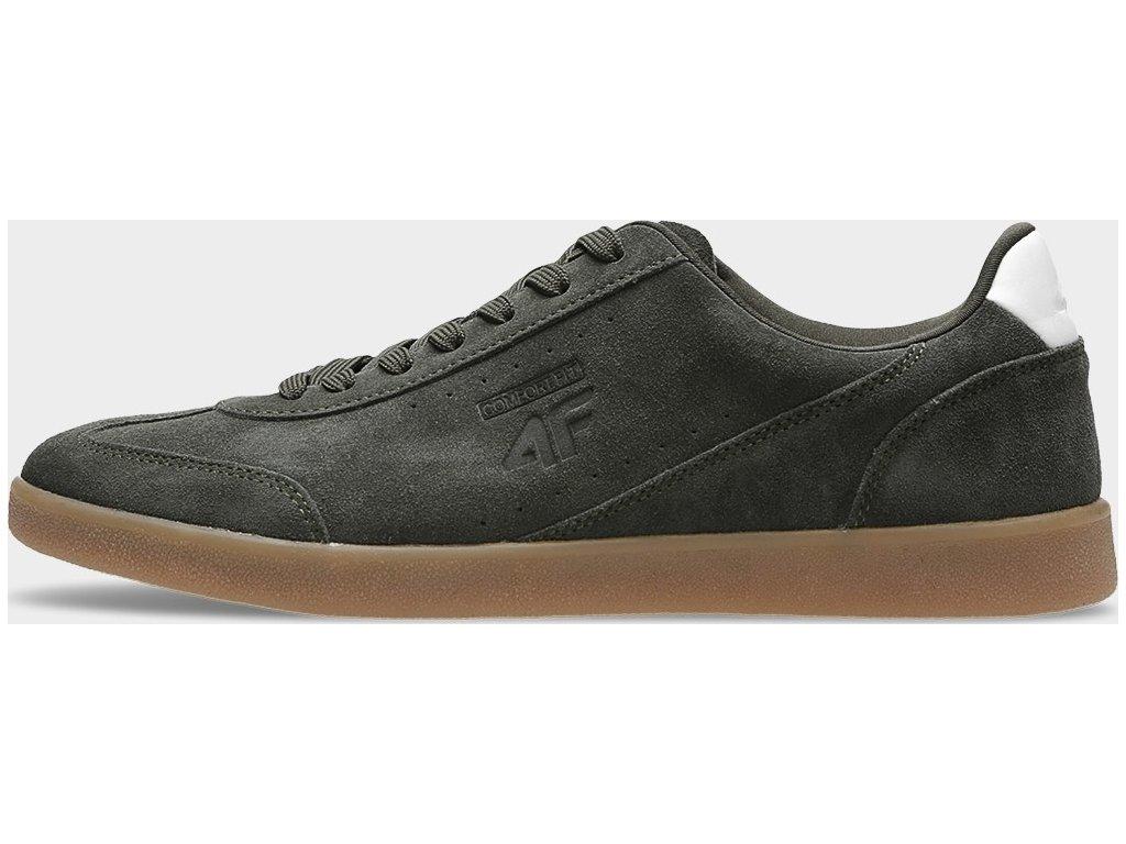 Pánská obuv 4F OBML200 Khaki